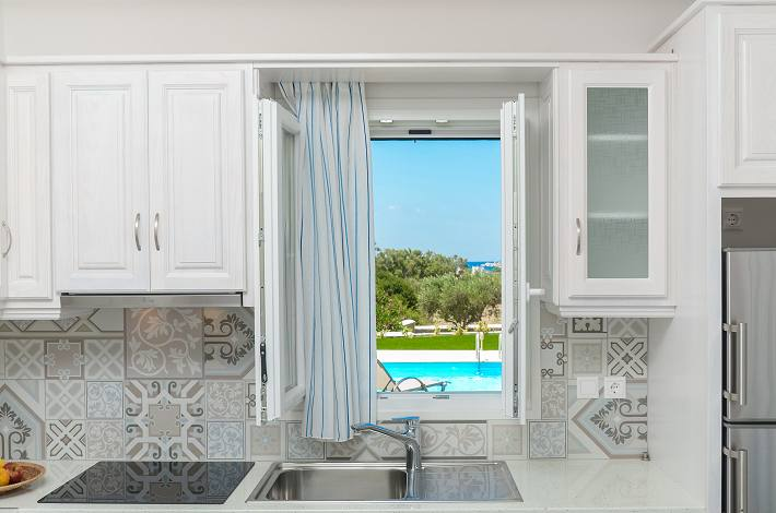 Sea and Olives Villas in Naxos